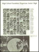 1967 Center Grove High School Yearbook Page 126 & 127