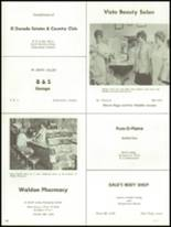 1967 Center Grove High School Yearbook Page 142 & 143