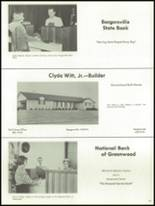 1967 Center Grove High School Yearbook Page 144 & 145