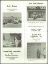 1967 Center Grove High School Yearbook Page 146 & 147