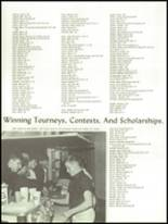 1967 Center Grove High School Yearbook Page 152 & 153