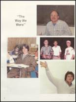 1982 Cross Plains High School Yearbook Page 10 & 11