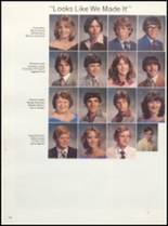 1982 Cross Plains High School Yearbook Page 18 & 19