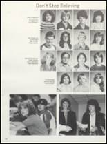 1982 Cross Plains High School Yearbook Page 22 & 23