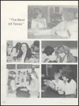 1982 Cross Plains High School Yearbook Page 24 & 25