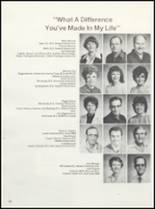 1982 Cross Plains High School Yearbook Page 34 & 35