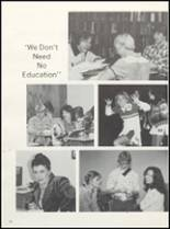 1982 Cross Plains High School Yearbook Page 38 & 39