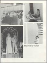 1982 Cross Plains High School Yearbook Page 40 & 41
