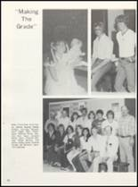 1982 Cross Plains High School Yearbook Page 42 & 43