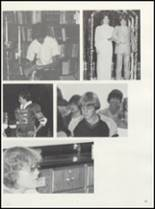 1982 Cross Plains High School Yearbook Page 54 & 55