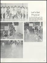 1982 Cross Plains High School Yearbook Page 68 & 69