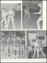 1982 Cross Plains High School Yearbook Page 70 & 71