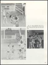 1982 Cross Plains High School Yearbook Page 72 & 73