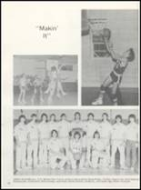 1982 Cross Plains High School Yearbook Page 74 & 75