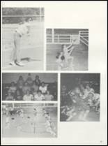 1982 Cross Plains High School Yearbook Page 82 & 83