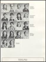 1982 Cross Plains High School Yearbook Page 90 & 91