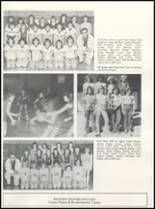 1982 Cross Plains High School Yearbook Page 94 & 95
