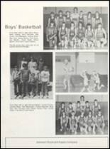 1982 Cross Plains High School Yearbook Page 96 & 97