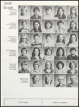 1982 Cross Plains High School Yearbook Page 100 & 101
