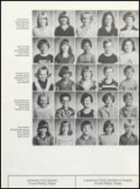 1982 Cross Plains High School Yearbook Page 104 & 105