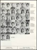 1982 Cross Plains High School Yearbook Page 106 & 107