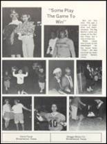 1982 Cross Plains High School Yearbook Page 122 & 123