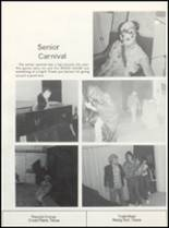 1982 Cross Plains High School Yearbook Page 124 & 125