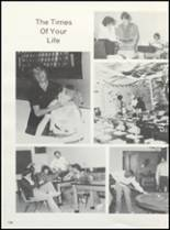 1982 Cross Plains High School Yearbook Page 134 & 135