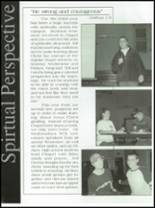 2000 Nashville Christian High School Yearbook Page 10 & 11