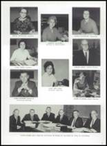 1965 W.F. West High School Yearbook Page 10 & 11