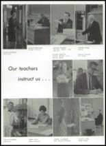1965 W.F. West High School Yearbook Page 12 & 13
