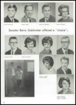 1965 W.F. West High School Yearbook Page 20 & 21