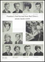 1965 W.F. West High School Yearbook Page 24 & 25