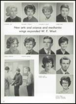 1965 W.F. West High School Yearbook Page 26 & 27