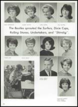 1965 W.F. West High School Yearbook Page 28 & 29