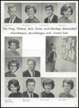 1965 W.F. West High School Yearbook Page 30 & 31