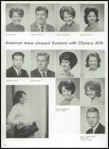 1965 W.F. West High School Yearbook Page 32 & 33
