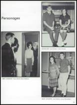 1965 W.F. West High School Yearbook Page 36 & 37