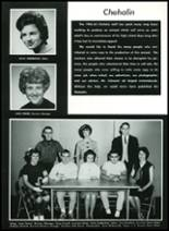 1965 W.F. West High School Yearbook Page 42 & 43