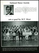 1965 W.F. West High School Yearbook Page 44 & 45