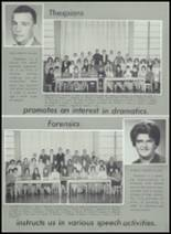 1965 W.F. West High School Yearbook Page 46 & 47