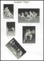 1965 W.F. West High School Yearbook Page 60 & 61