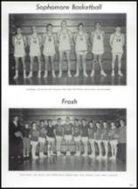 1965 W.F. West High School Yearbook Page 66 & 67