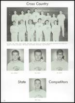 1965 W.F. West High School Yearbook Page 68 & 69
