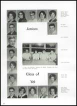 1965 W.F. West High School Yearbook Page 72 & 73