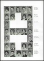 1965 W.F. West High School Yearbook Page 74 & 75