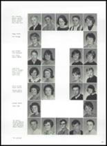 1965 W.F. West High School Yearbook Page 80 & 81