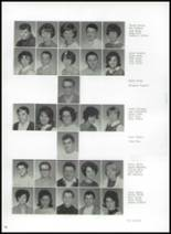 1965 W.F. West High School Yearbook Page 90 & 91