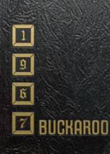 1967 Yearbook Goodland High School