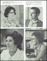1972 West Valley High School Yearbook Page 20 & 21